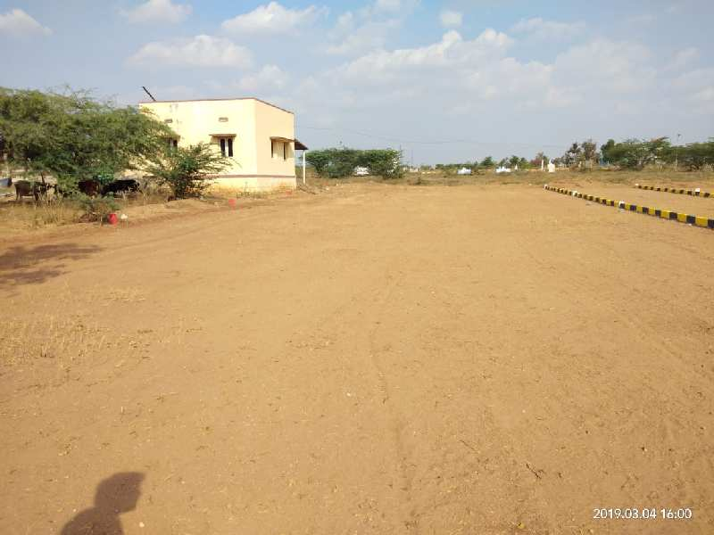 DTCP approved New  indipenand plot for sale