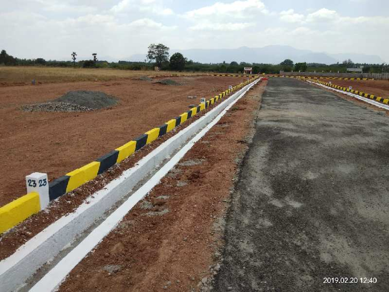 DTCP approved New luxury  plot for sale