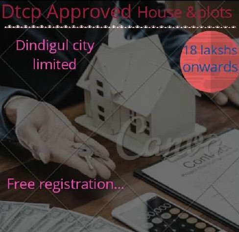 Dtcp approved house and plots