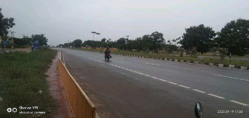 Onroad site NH7 highway property in dindigul city