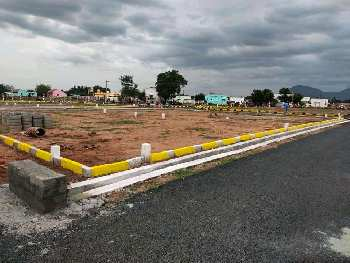 Chinnalapatti city limited approved plots.