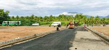 On road site in dindigul to madurai NH7 highway