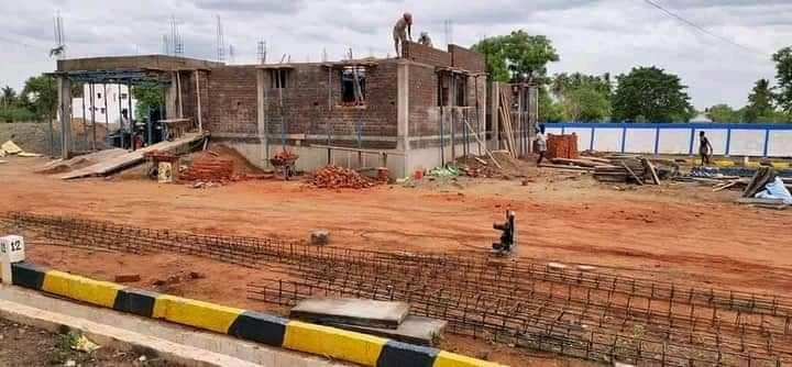 Gtn collage near dtcp approved plots in dindigul city