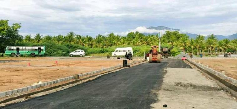 Nh7 highway property.onroad in dindigul to madurai NH 7 highway