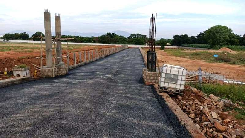 Dindigul to mathuri  NH 7 main road near parvathi collage ,Raj Mill oppsiet plote for sell