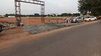 Onroad site. Dtcp approved plots in Dindigul to madurai NH44.