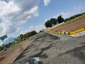 Onroad site .Dtcp approved plots in madurai to palaniNH7