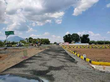 Gandhigramam university near dtcp approved plots in madurai NH44,
