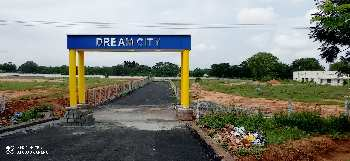 Onroad site .Dtcp approved plots in Gandhigramam  university,,