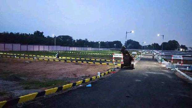 Onroad site.Dtcp approved plots in Dindigul to madurai NH7