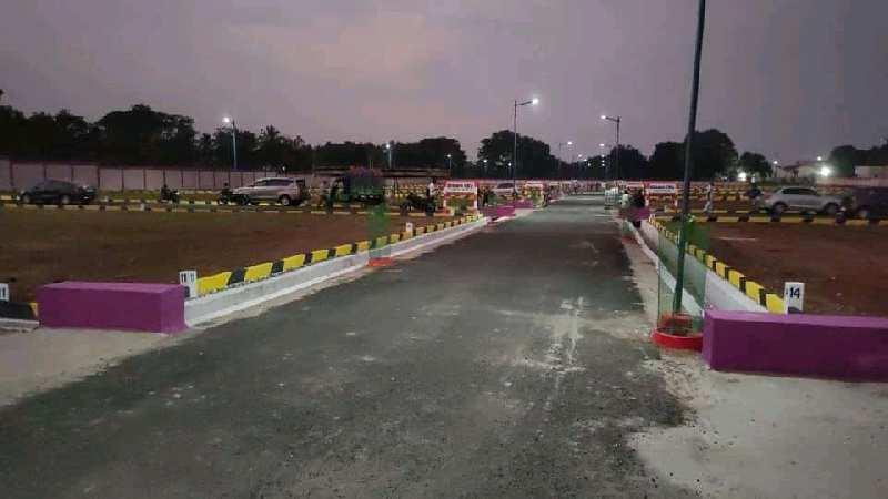 Dtcp approved plots in  near Gandhigramam university, Dindigul