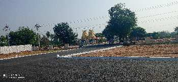 On road site.Dtcp approved plots in Dindigul to karur NH7