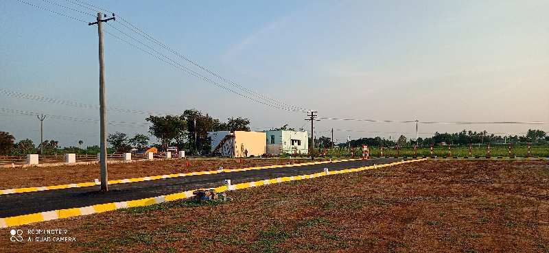 Onroad site, Dtcp approved plots in Dindigul to karur NH7 ..vedasandur
