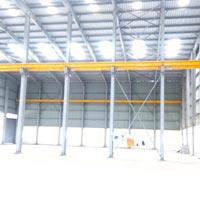 33000 sqft industrial plot with 17000 sqft constructed shed for sale in chakan