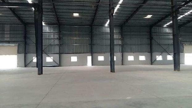 60000 sqft industrial shed /Warehouse for rent in chakan.