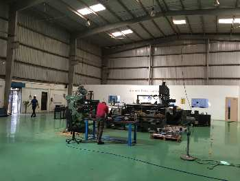9000 sqft super industrial shed for rent in chakan @15 per sqft only