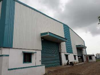 8000 sqft industrial shed for rent in Bhosari midc for 2.5 lakh