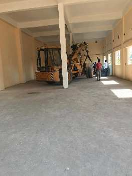 2500 sqft RCC industrial Shop for rent in chakan midc .