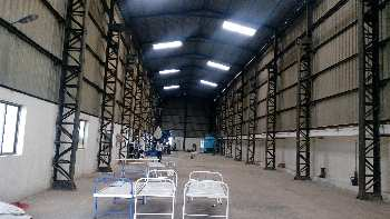8501 sqft industrial shed for rent in chakan midc