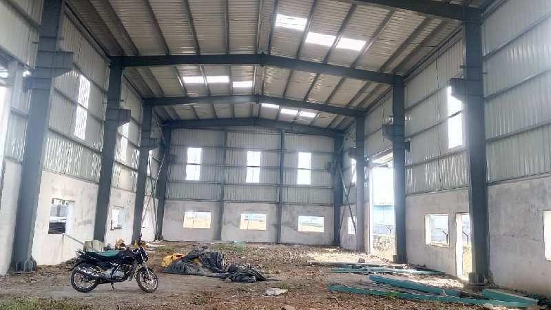 Midc industrial shed for sale in chakan midc phase 2 vasuli. For 2.25 cr