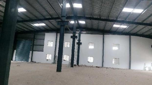 25500 sqft industrial shed for lease in chakan midc phase 2.
