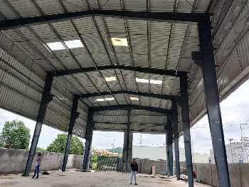 4700 sqft midc industrial shed for rent in chakan midc phase 2 near Forbes Marshall.