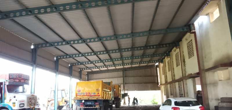 Industrial Shed for rent in Turbhe, Navi Mumbai
