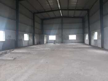 Industrial Shed for Sale at Rasayani MIDC