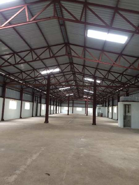 Industrial shed for Rent
