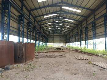Industrial shed for Lease