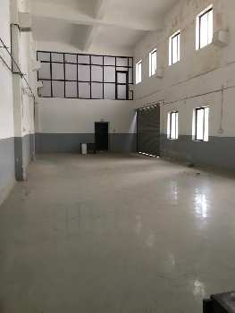 Office cum Industrial building for lease