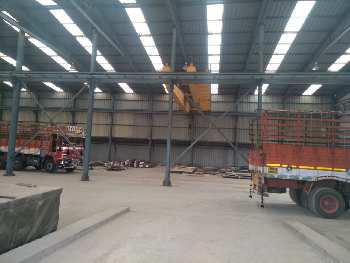 INDUSTRIAL WAREHOUSE ON LEASE