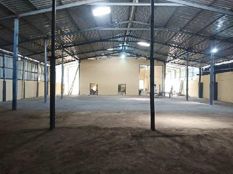 17000 SQFT Industrial Shed for lease