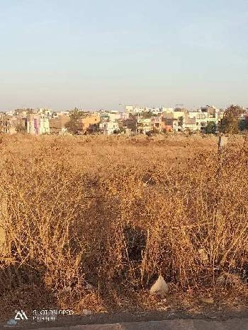 Plot for sale AB Road
