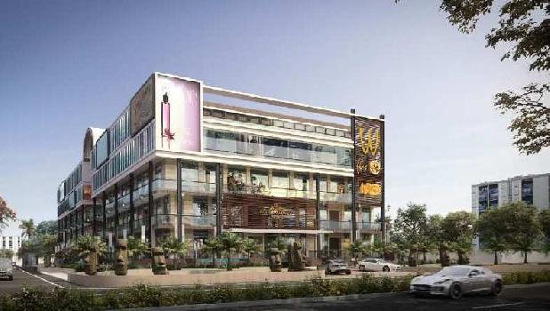 180 Sq.ft. Commercial Shops for Sale in Gamma 1, Greater Noida