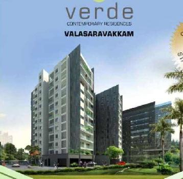 3 BHK Apartment for Sale in Valasaravakkam