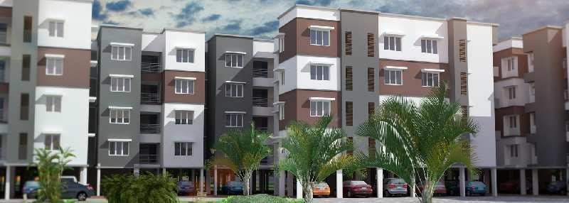 3 BHK Flat for Sale in Kovilambakkam, Chennai