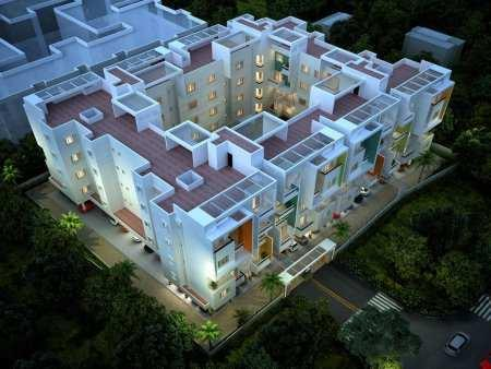2 BHK Flat For Sale In Perungudi, Chennai