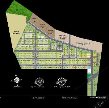 Residential Plot For Sale In Surapet, Off Ambattur, Chennai