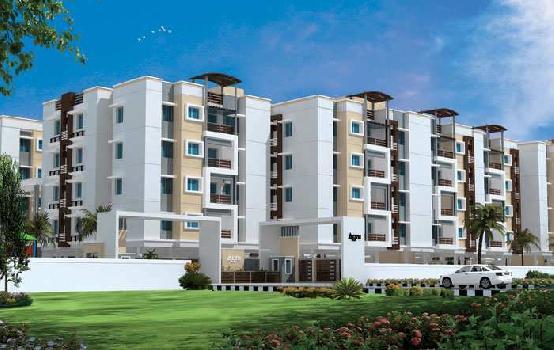 2 BHK Flat For Sale In Ambattur, Chennai