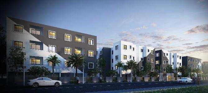 2 BHK 592 Sq-ft Flat for Sale in Thiruporur for sale in Thiruporur, Chennai