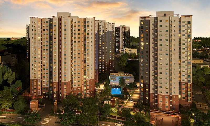 2 BHK Flats & Apartments for Sale in Mangadu, Chennai
