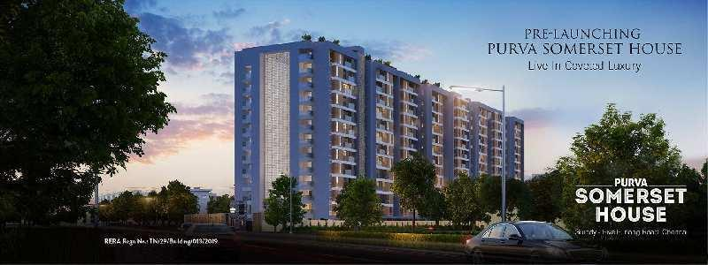 3 BHK Flats & Apartments for Sale in Guindy, Chennai