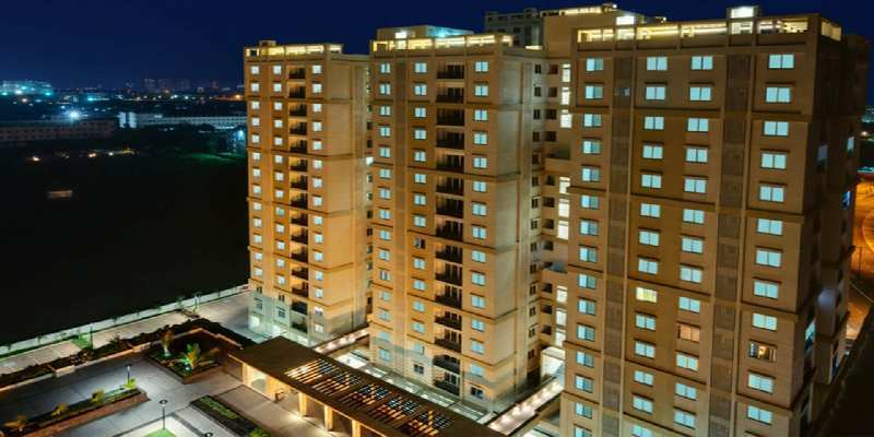 3 BHK Flats & Apartments for Sale in Omr, Chennai