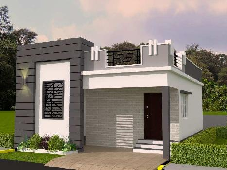 2 BHK Individual House for Sale in Achettipalli, Hosur