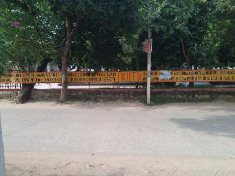 Budgeted plots are available for sale at prem kunj near maruti kunj road