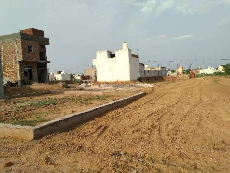 Budgeted plots are available for sale at sneh vihar near maruti kunj