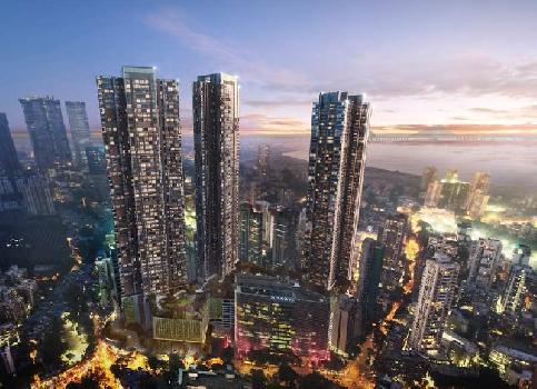 3 BHK Flats & Apartments for Sale in Prabhadevi, Mumbai