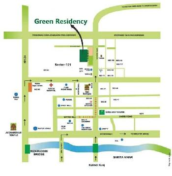 1 RK Studio Apartment for Sale in Noida