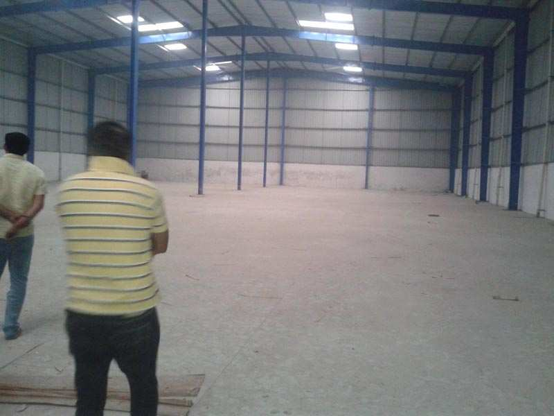 For rent 20000 sqft warehouse in Mundka Delhi